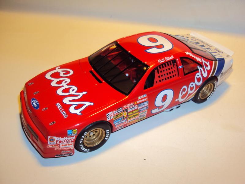 "Thunderbird NASCAR ""Coors"" Dsc05717"