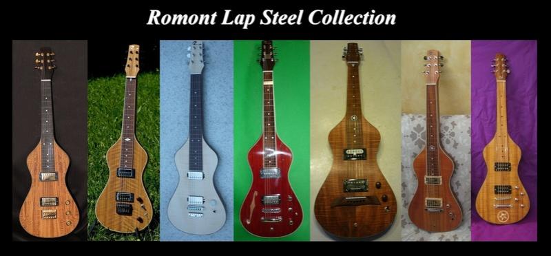 Lap steel - Atelier de lutherie E.Romont Romont10