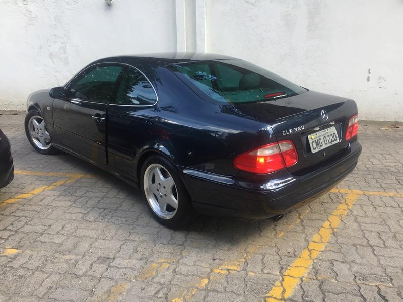 (VENDO): C208 CLK320 1998 - R$40.000,00 Img_4912