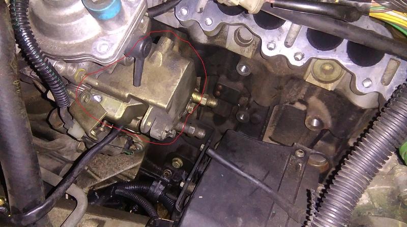 comment enlever le blindage d'une pompe à injection Imag0711