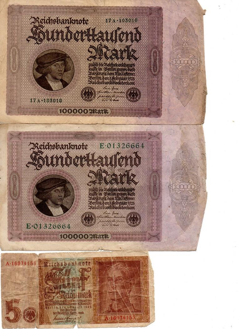 Billet de 5 et 50 Rm Billet10