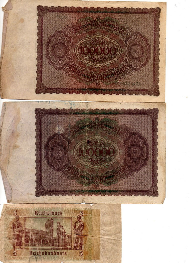 Billet de 5 et 50 Rm Billet11