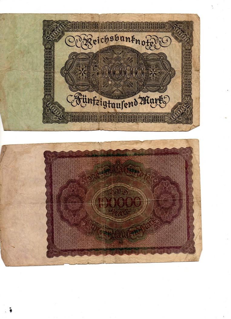 Billet de 5 et 50 Rm Billet12