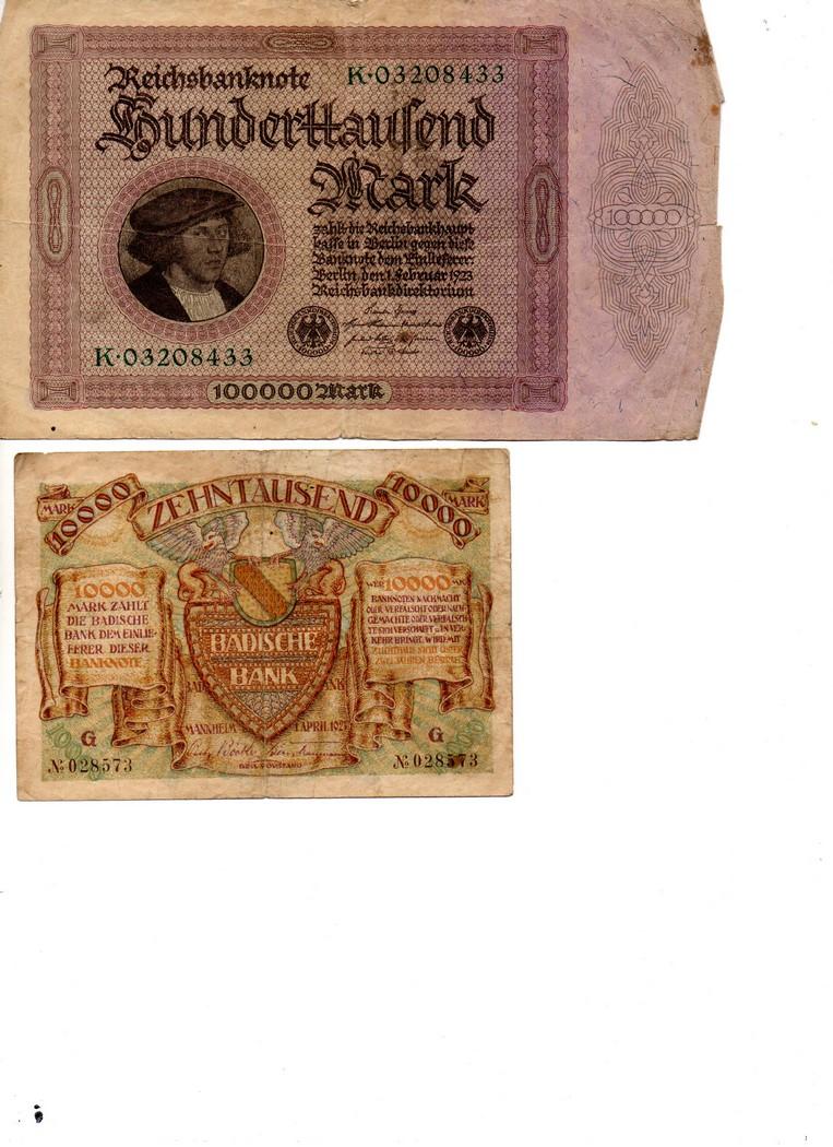 Billet de 5 et 50 Rm Billet14