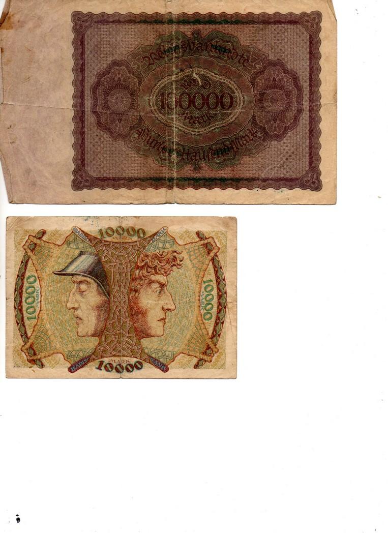 Billet de 5 et 50 Rm Billet15