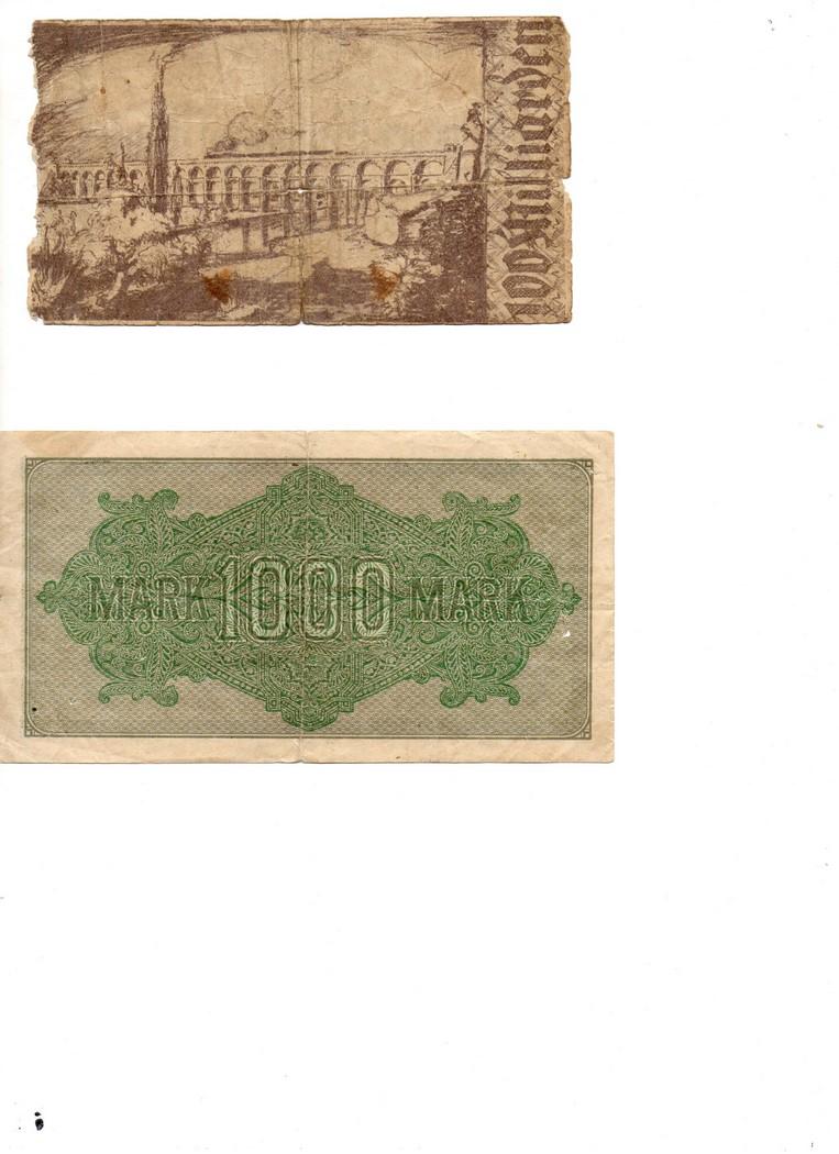 Billet de 5 et 50 Rm Billet17