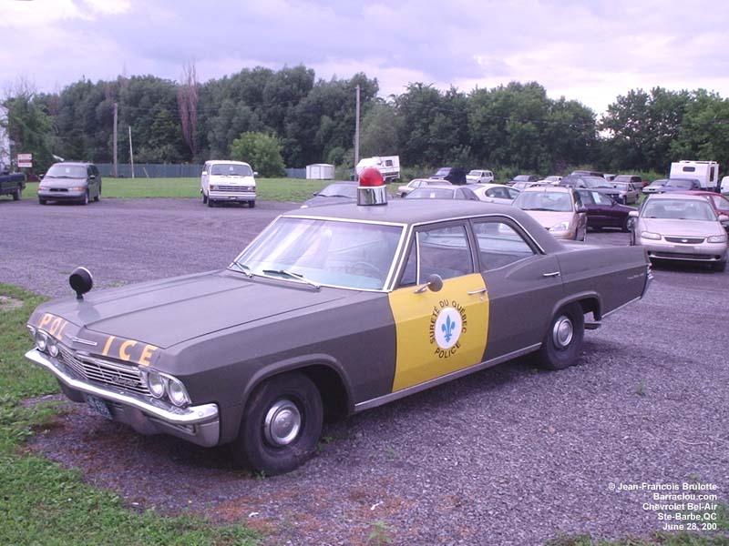ancien chevy police a vendre sur kijiji Chevro11
