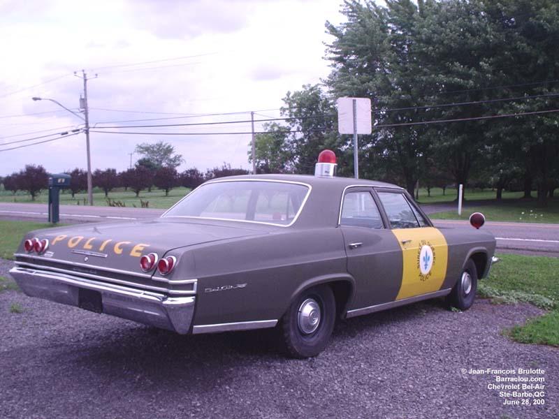 ancien chevy police a vendre sur kijiji Chevro13