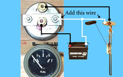 info gauge Wiring10