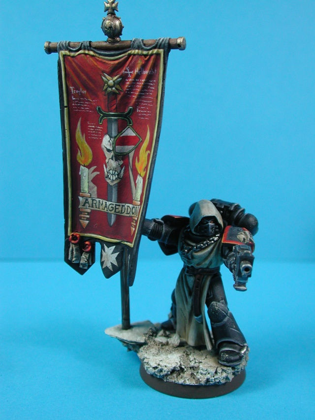 Escouade de commandement Black Templar 0411