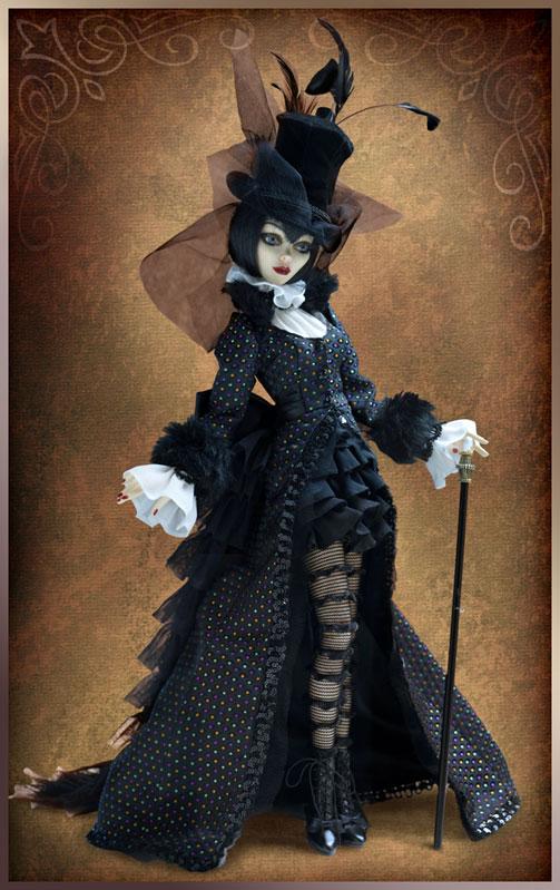 Myrtille... mon Evangéline Dandy of death... 16910