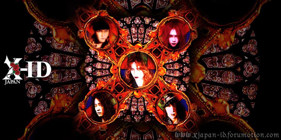 X JAPAN-ID