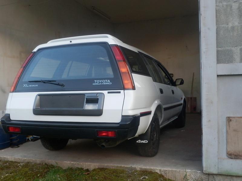"""Corolla Escape 4wd """"GTI"""" - Page 3 Carros25"""