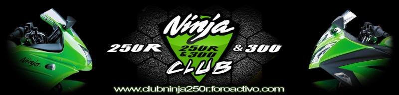 Club Ninja 250R & 300