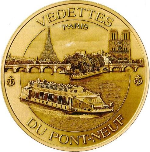 Vedettes du pont-neuf (75001) 7500110