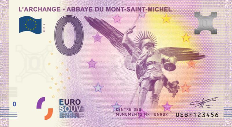 Mont Saint-Michel (50170)  [UEBF / Poulard UECD] Archan10