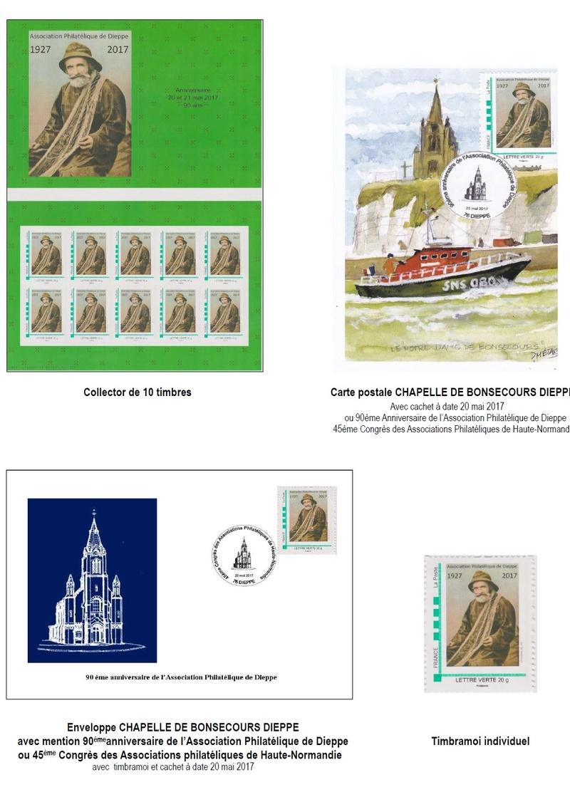 76 - Dieppe - Association Philatélique Dieppe10