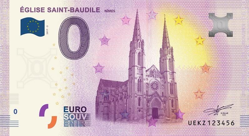 Billets 0 € Souvenirs = 80 Eglise10