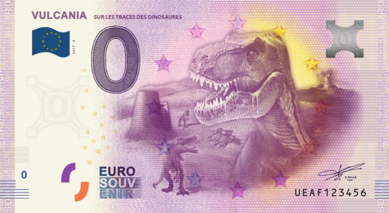 Billets 0 € Souvenirs  = 40  Fra_af11