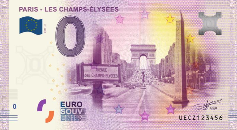 Champs Elysées (75008) [Librairie Biret / UECZ] Fra_cz10