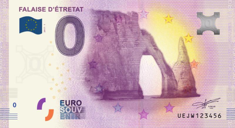 Billets 0 € Souvenirs [Normandie = 51] Fra_jw10