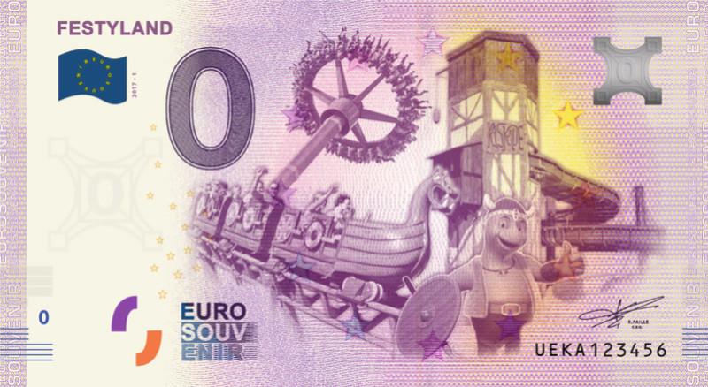 Billets 0 € Souvenirs [Normandie = 51] Fra_ka10