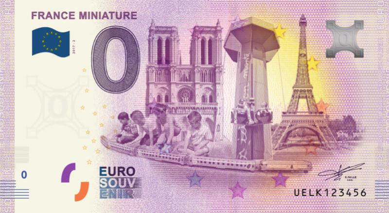 Elancourt (78990) [France Miniature UELK] Fra_lk11