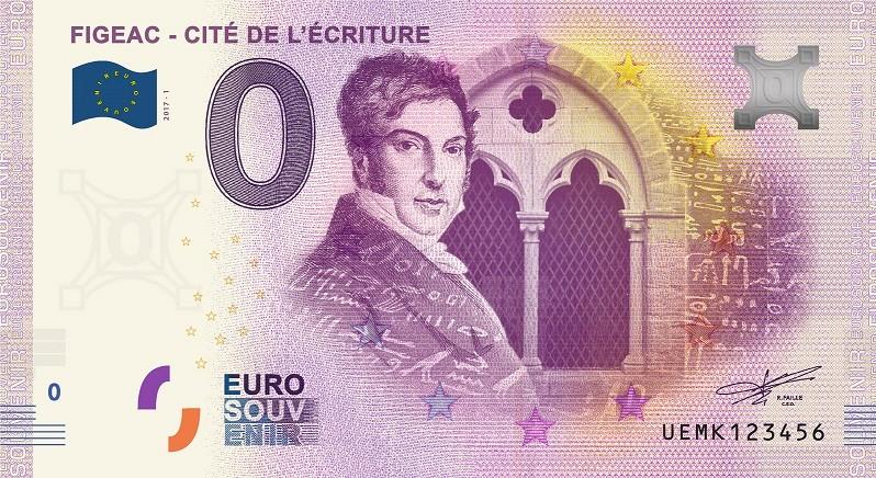 Billets 0 € Souvenirs = 75 Fra_mk10