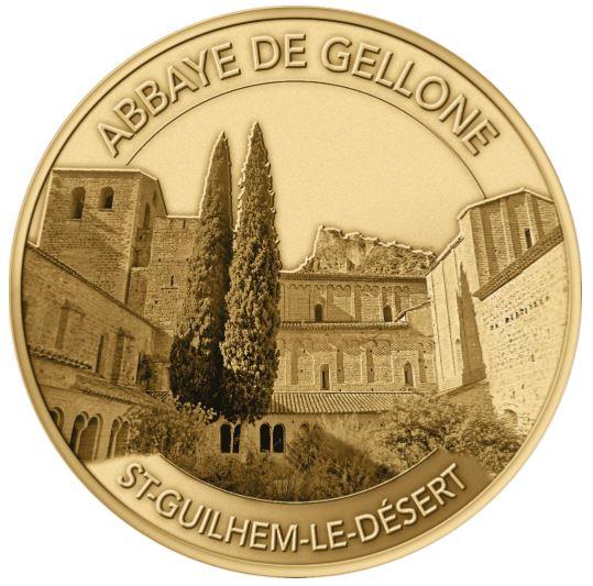 Saint-Guilhem-le-Désert (34150)  [Abbaye de Gellone / Pont du Diable] Gellon10