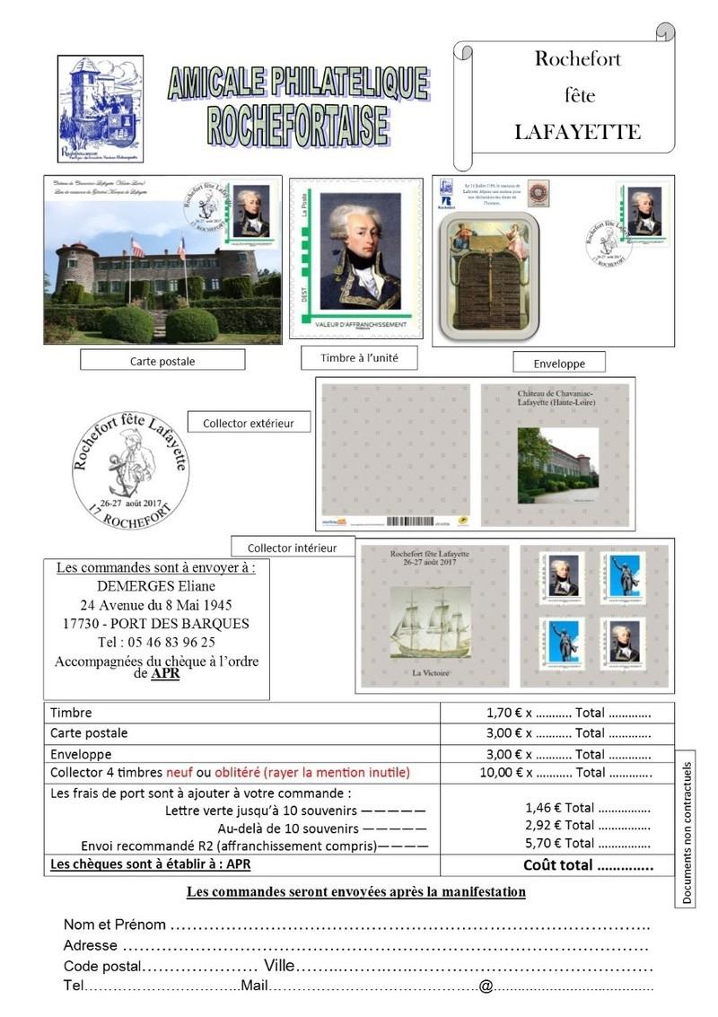 17 - Rochefort - Amicale Philatélique Lafaye10