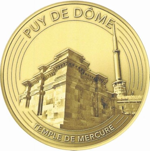 Orcines (63870)  [Puy de Dome / UEBP] Mercur10
