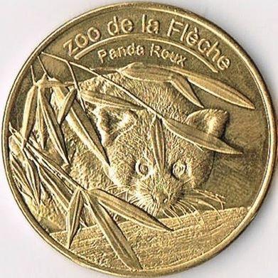 Médailles et Patrimoine  = 9 Panda11