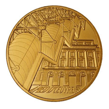 Paris (75006) > Hotel de la Monnaie Pompid10