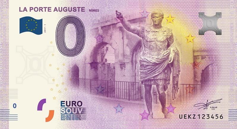 Billets 0 € Souvenirs = 80 Porte_10