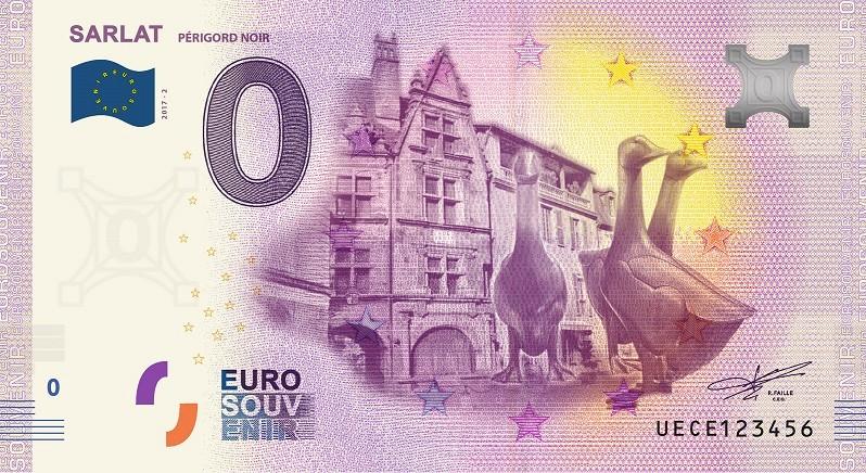 Billets 0 € Souvenirs  [Nouvelle Aquitaine = 73] Sarlat10