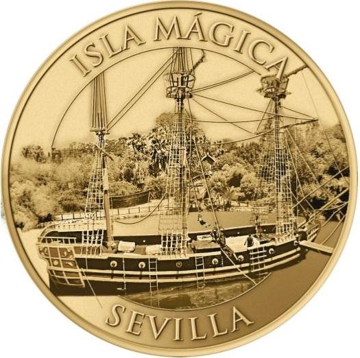 Sevilla  [Isla Magica VECV / VEBG / VEBV / Real Alcazar] Sevill10