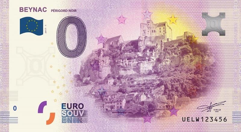 Billets 0 € Souvenirs  [Nouvelle Aquitaine = 73] Thumbn19