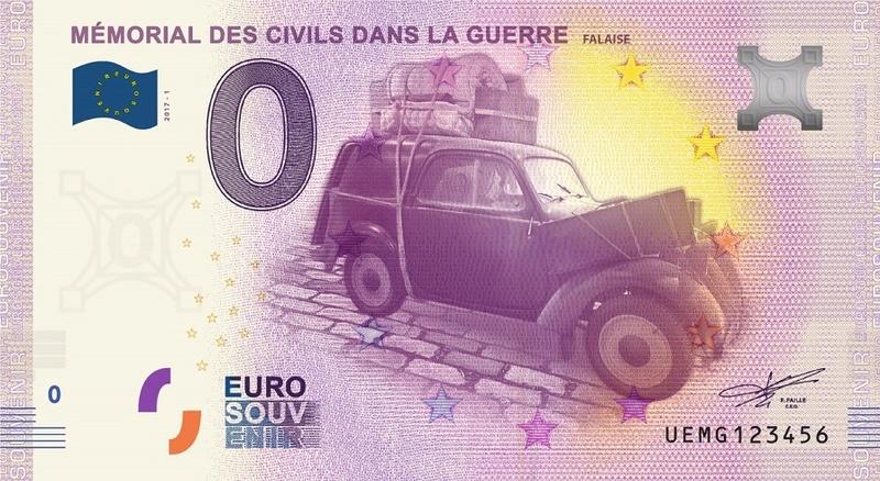 Billets 0 € Souvenirs [Normandie = 51] Thumbn20