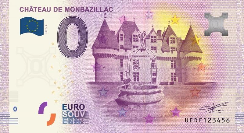 Billets 0 € Souvenirs  [Nouvelle Aquitaine = 73] Thumbn39