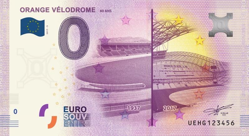 Billets 0 € Souvenirs  [SUD = 62] Thumbn40