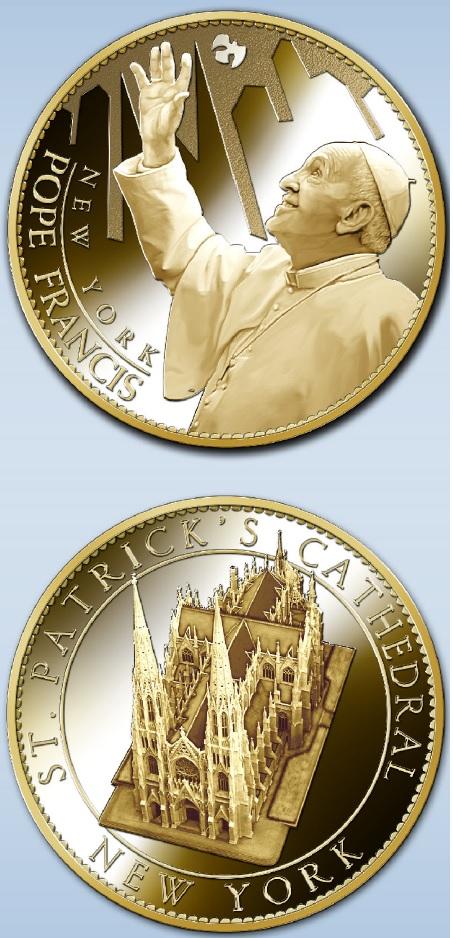 Médailles diverses York-10