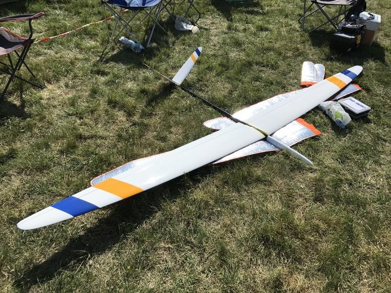 *F3b     Le nouveau planeur de Martin Webershock : Device.   20170410