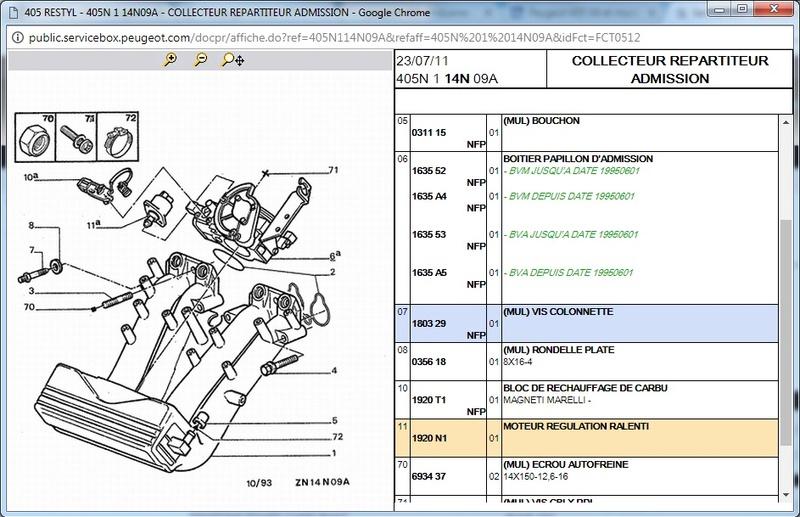 Pompage moteur STI BVM XU10J2 Sans_t14