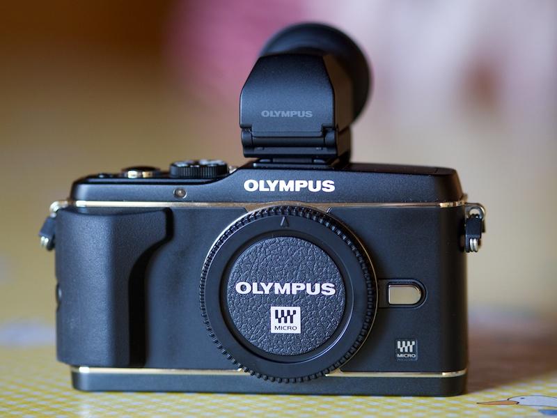 [À VENDRE] Olympus E-P3 + grip MCG-2 Pc130010