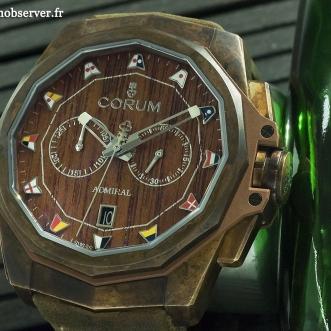 corum - [News] Corum Admiral AC-One 45 chrono bronze 331x3310