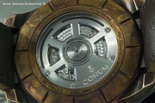 corum - [News] Corum Admiral AC-One 45 chrono bronze 602x4410