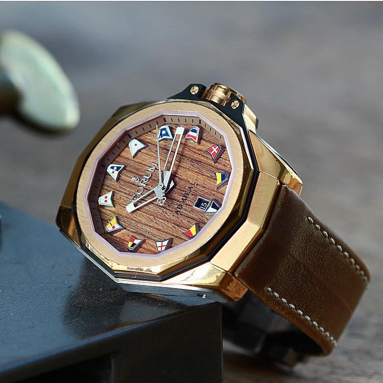 corum - [News] Corum Admiral AC-One 45 chrono bronze Corum_11