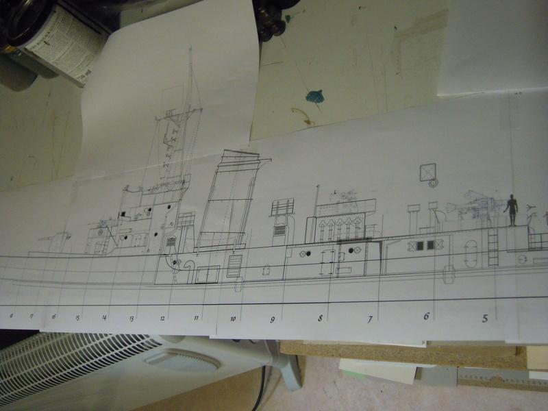 Minensuchboot M43 1/70 Dscn6412
