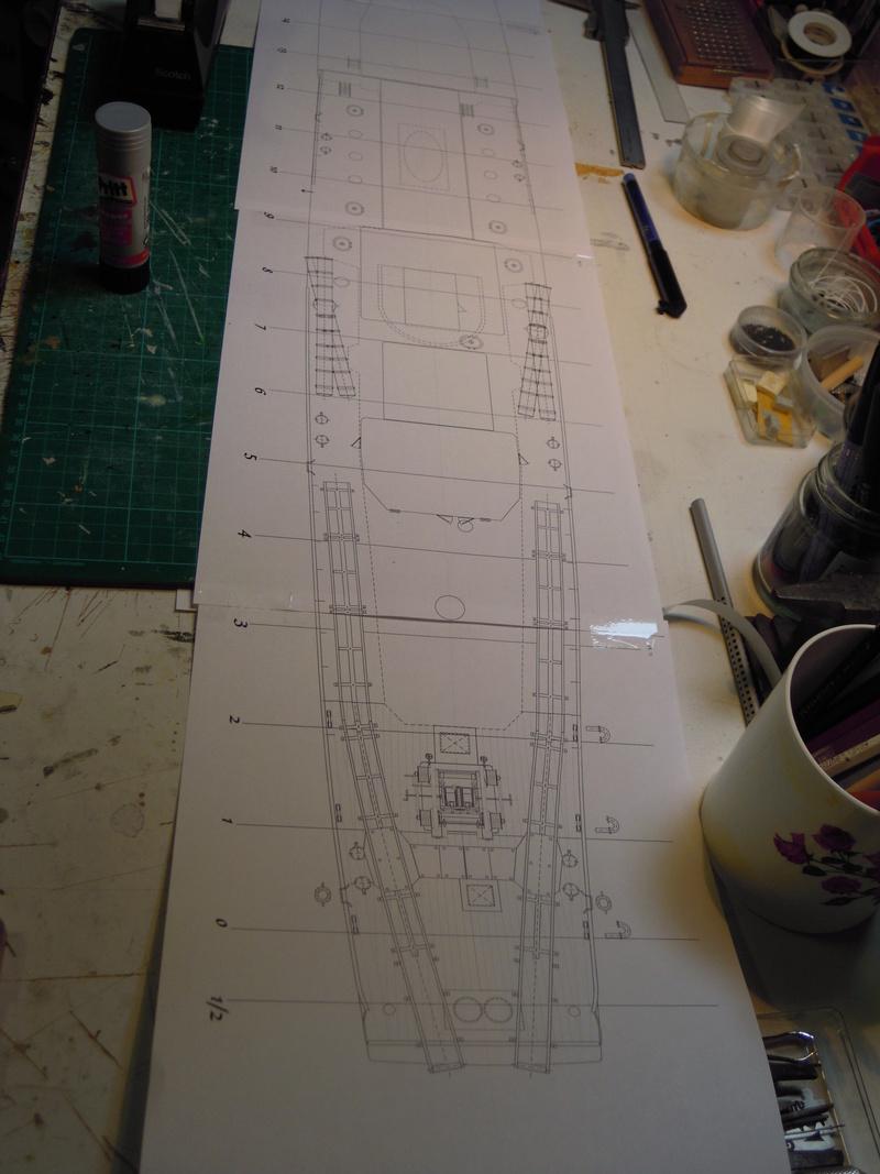Minensuchboot M43 1/70 Dscn6413