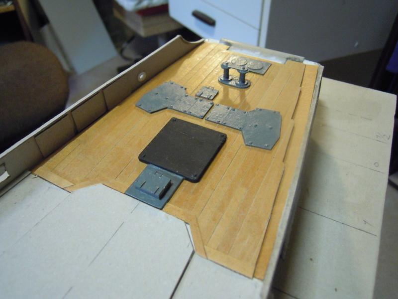 Minensuchboot M43 1/70 - Seite 2 Dscn6516